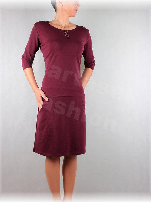 Šaty volnočasové vz.383 (více barev)