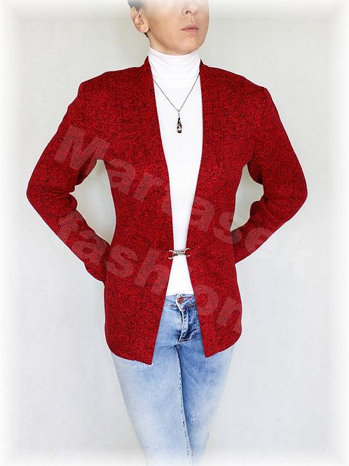 Kabátek na kovové zapínání(více barev)