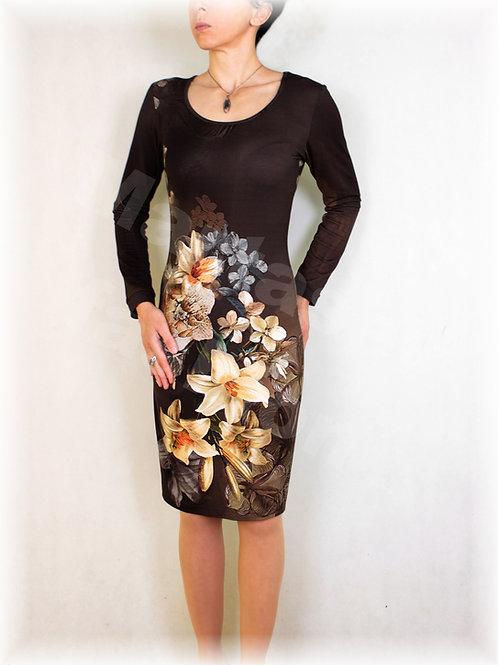 Šaty lilie vz.506