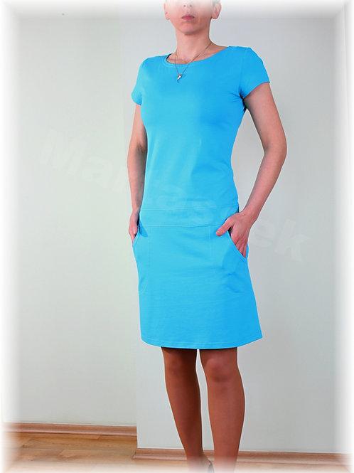 Šaty volnočasové vz.257 (více barev)