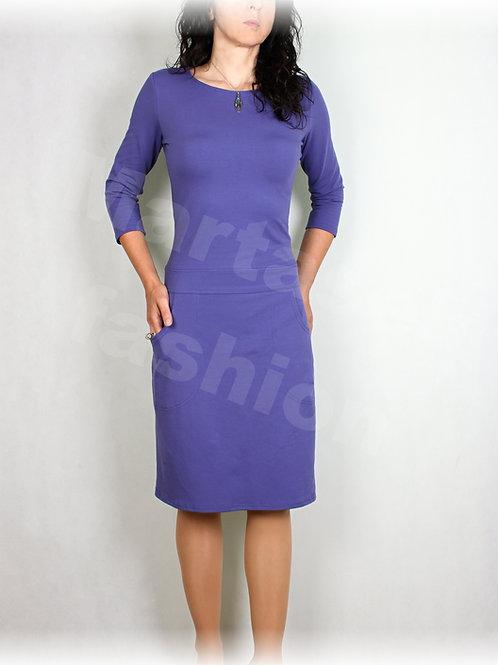 Šaty volnočasové vz.608 (více barev)