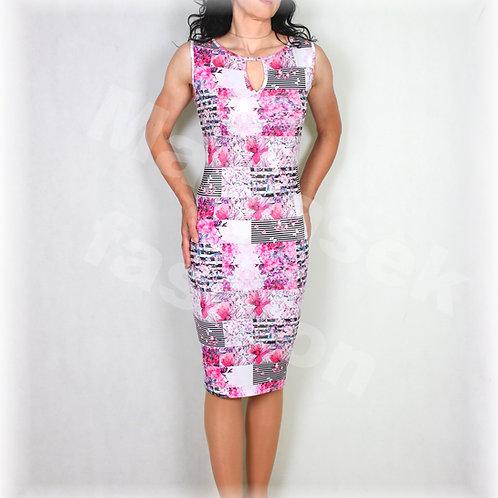 Šaty  luxusní úplet vz.558