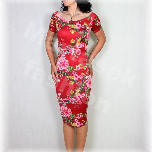 Šaty  luxusní úplet vz.602
