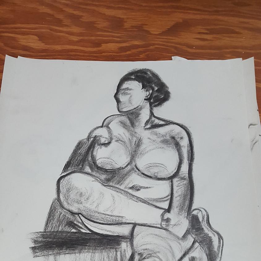 April Figure Drawing Marathon