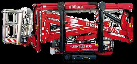 Hinowa Lightlift 17.75