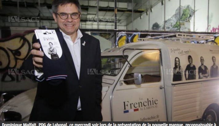 La Frenchie x L'ALSACE