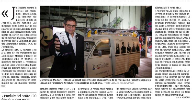 La Frenchie by Labonal x DNA