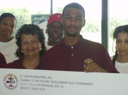 Golf Tournament Scholarship