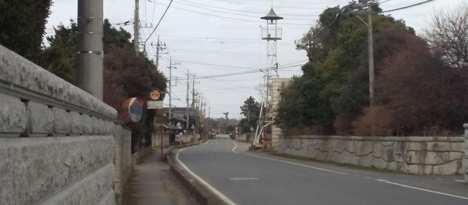 古典的なお家がつくる 栄の通りの景観
