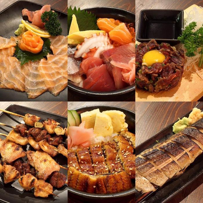 ชิมอาหารญี่ปุ่น จิบเบียร์ลูกผู้ชาย สไตล์ Izakaya ที่ร้าน Kenshin Izakaya @สุขุมวิท 21 (ถนนอโศก) แยก