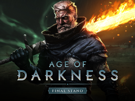 Age Of Darkness - Final Stand - OUT NOW