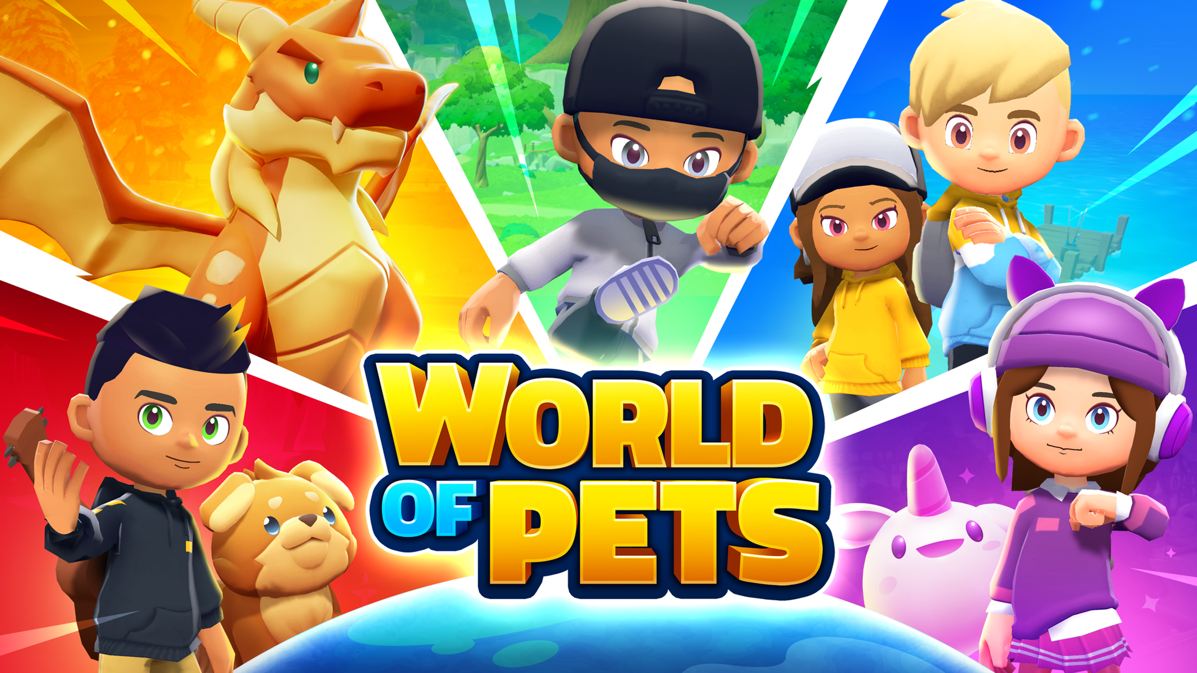 World Of Pets - MMO - Free Game