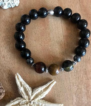 Bracelet agathe /3yeux