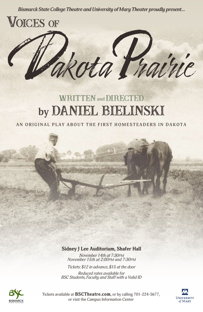 Voices of Dakota Prairie