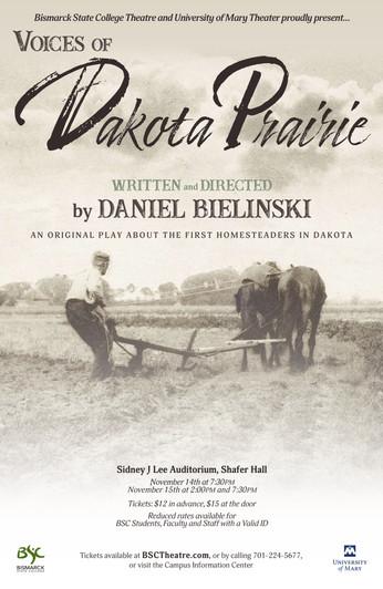 Voices of Dakota Prairie