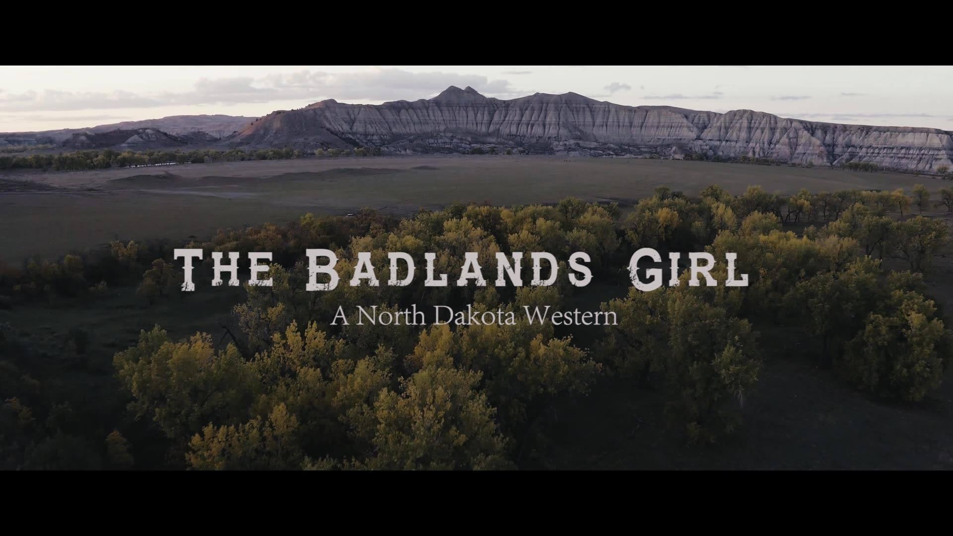 The Badlands Girl