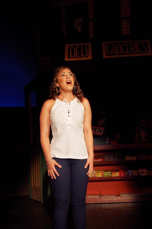 In The Heights- Nina- New Stage Theatrew