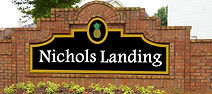 Nichols Landing, Nichols Landing HOA