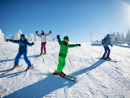 Discover Where 5th & 6th Graders Can Ski for Free during the 2020-21 Season*