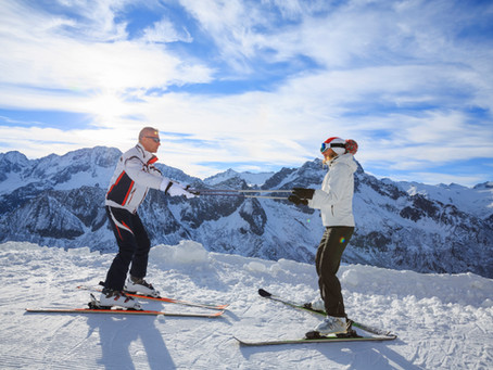 It's Never Too Late to Start Skiing