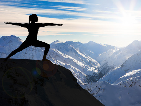 ​Yoga for Skiing: Strength & Recovery, All in One