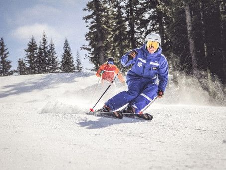Early Details on Ski Lessons During Covid