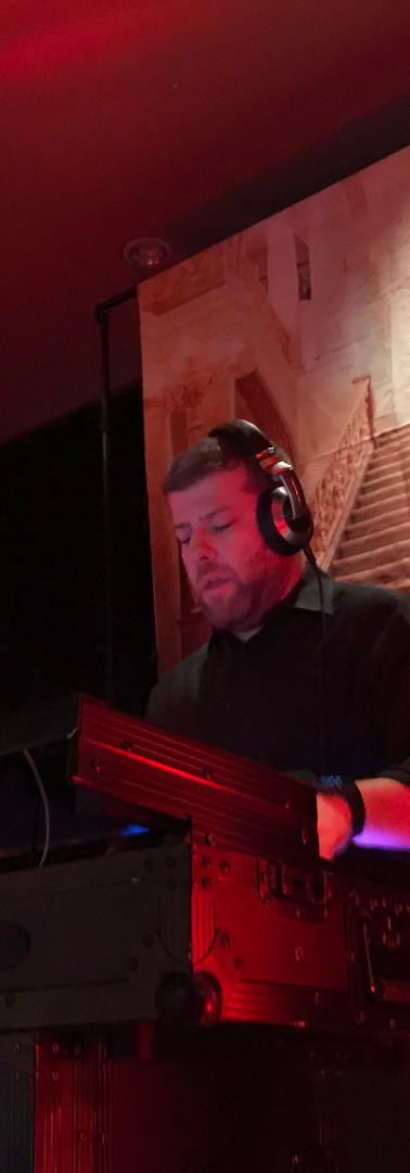 DJ Drew Pierce in Action