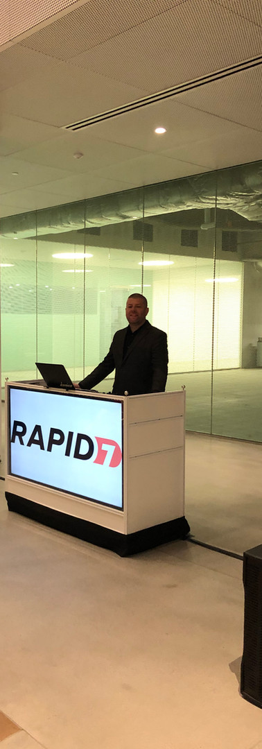 Rapid 7 Holiday Party