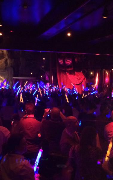 Intel Party in Vegas