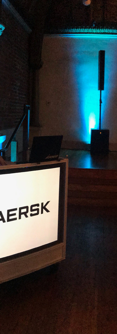 Maersk Corporate party
