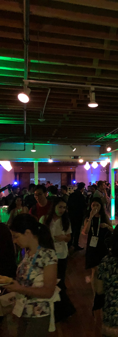 2nd Room of Microsoft Party
