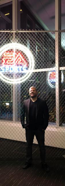 LA NBA AllStar Party with EA Sports