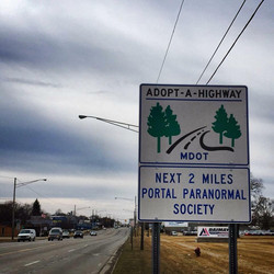 Portal Paranormal's Adopt-A-Highway