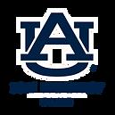 AU Hockey Logo (B-W).png