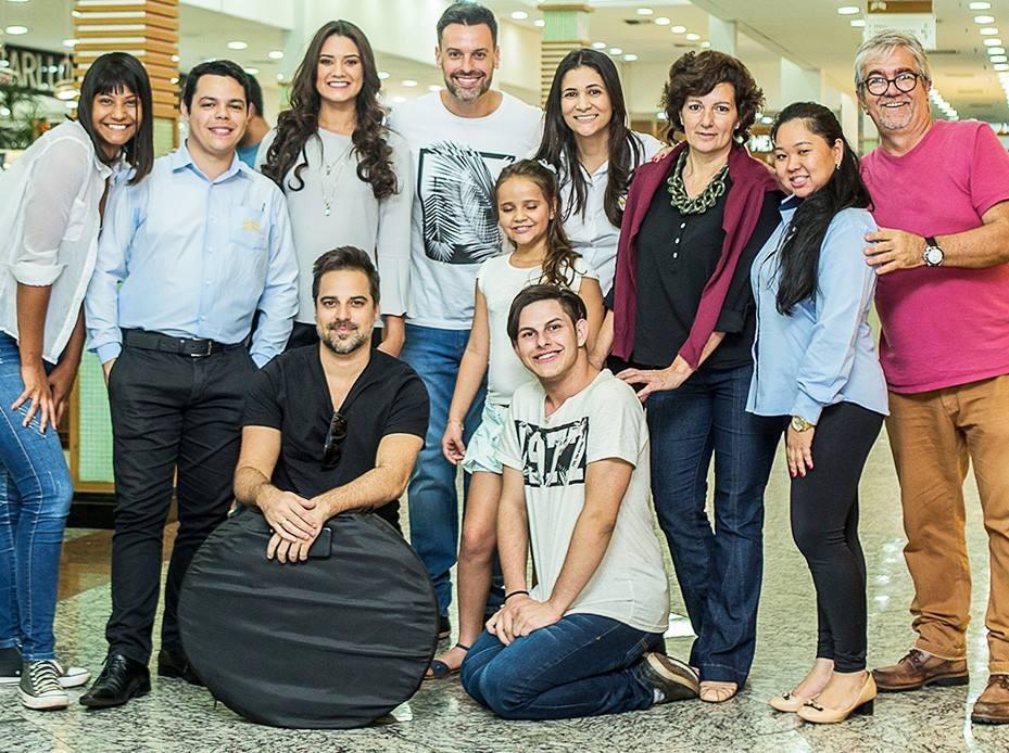 Equipe Onlime, Grupo Luz e Equipe North Shopping