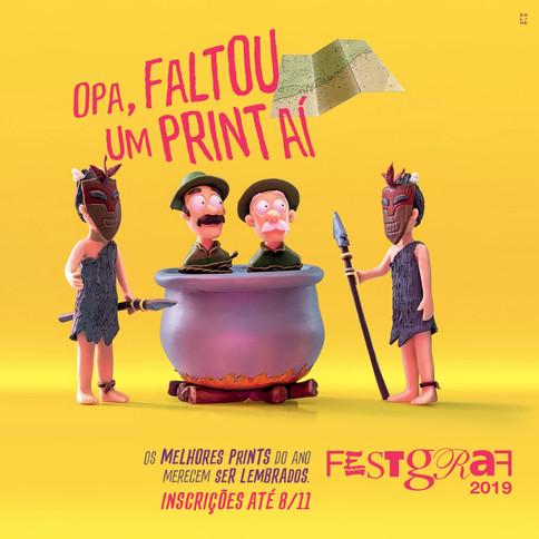 Onlime agência do FestGraf 2019