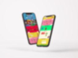 Flying iPhone X Milliepacco.jpg