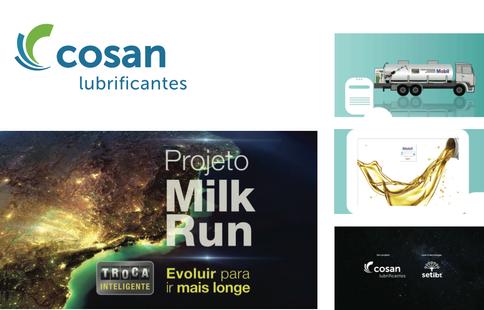 PARCERIA DE PESO | Onlime faz parceria com Mobil e Cosan