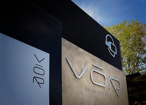 VŌR, uma experiência sensorial