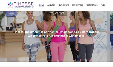 Finesse Corporate Wellness