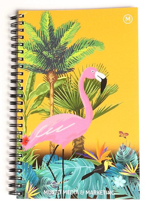 MMM Notebook Yellow