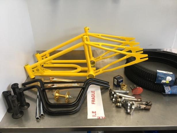 BMX Restoration Parts.JPG