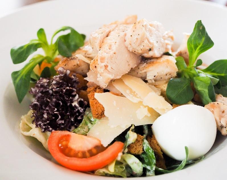 Chicken Salad - Photo by Katka Pavlickova on Unsplash