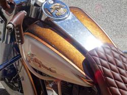 Harley FLHS 1991