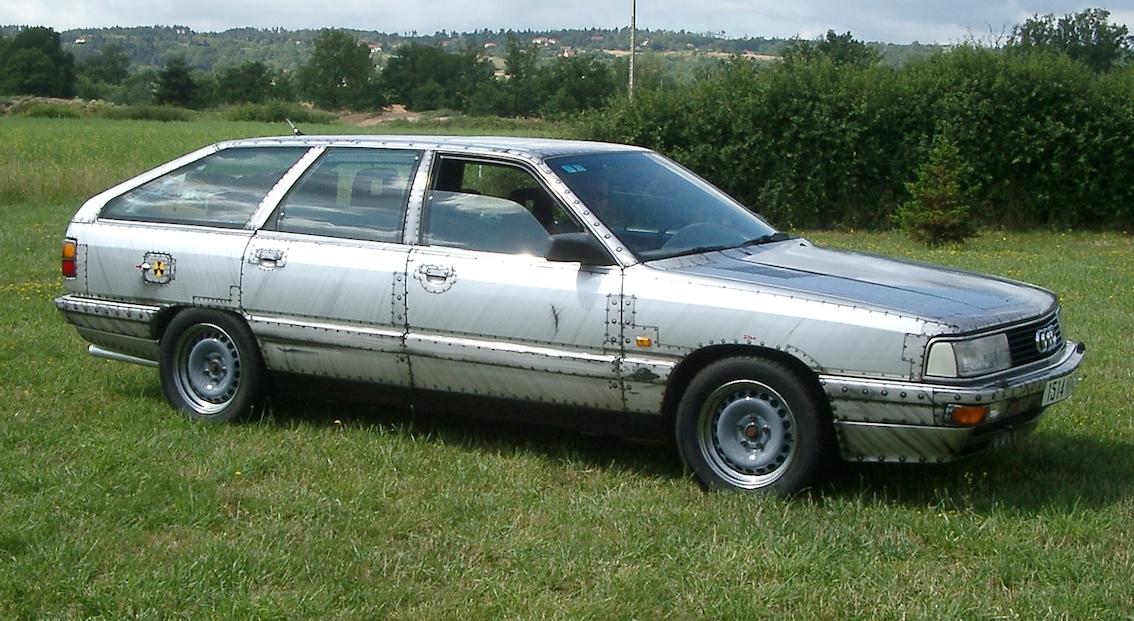 Audi 200 Avant Quattro 1990