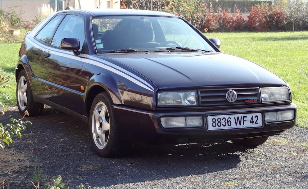 VW Corrado VR6 1995