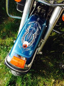 Harley Davidson FLHS