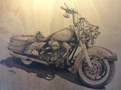 Harley Davidson Electra Glide Sport