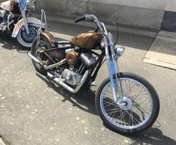 Harley Hardtail