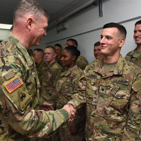 Military Lessons on Leadership: Part 1